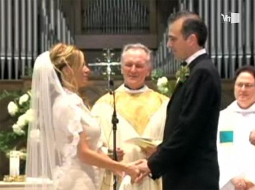 Dina Manzo My Big Fat Fabulous Wedding Video 99