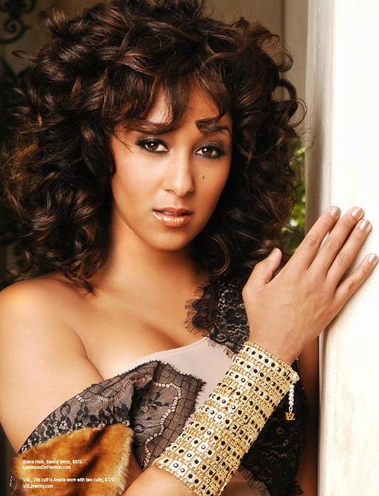 Tamera Mowry-Housley - Cover Girl!