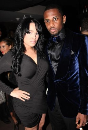 Fabolous with Girlfriend Emily Bustamente