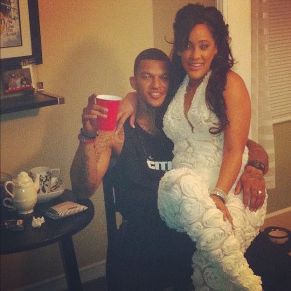 Natalie Nunn Jacob Payne Wedding