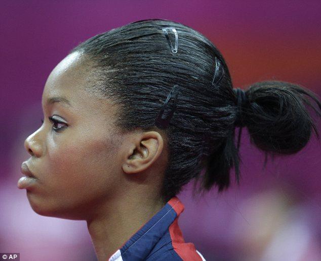 Mother of Olympic star Gabby Douglas blames star's white host family ...