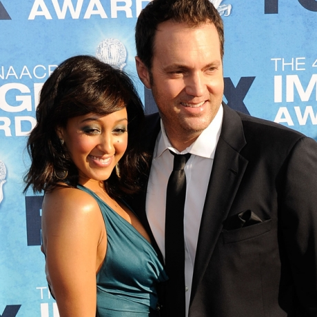 Tamera Mowry & husband Adam Housley Welcome Son Aden John Tanner - Tia