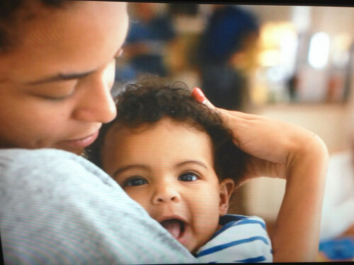 Beyonce Baby Blue Ivy And Drake Beyonce, Blue Ivy in L...