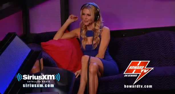 brandi glanville on howard stern  my co