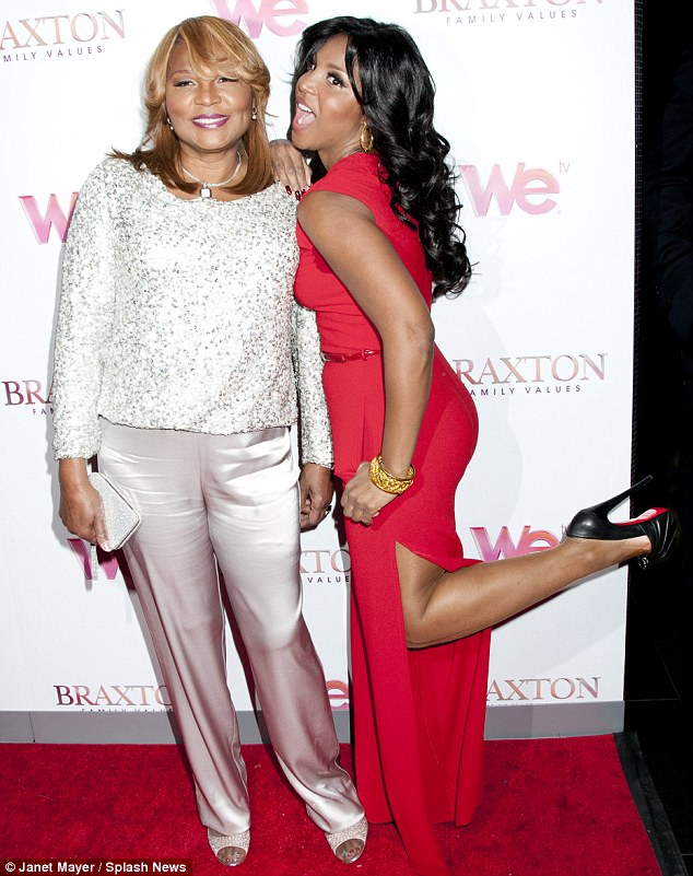 Evelyn & Toni Braxton