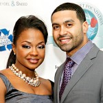 Apollo Nida, Phaedra Parks' Husband, Arrested Charged With Bank Fraud, Identity Theft