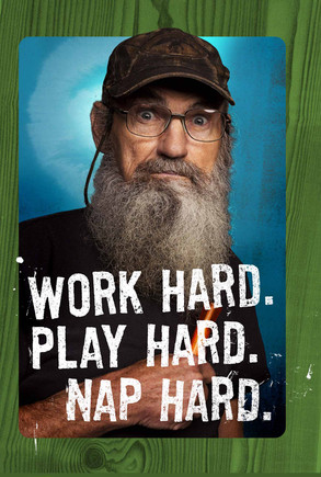 Duck Dynasty Birthday Cards