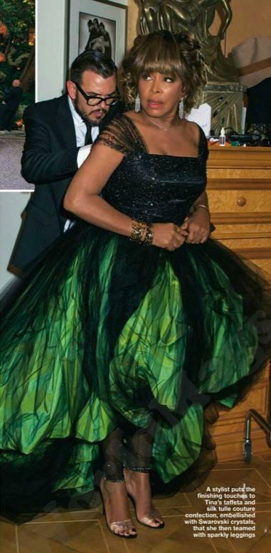 tina turner amp erwin bachs wedding pictures