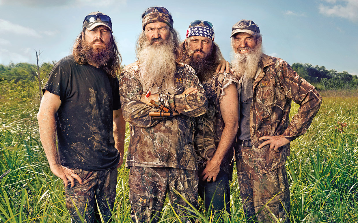How the robertsons of duck dynasty became reality tv s biggest stars