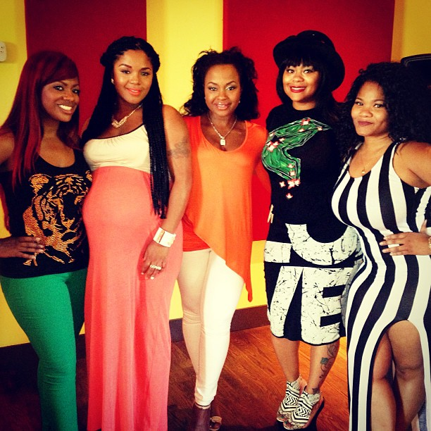 rasheeda amp kirk frosts baby shower