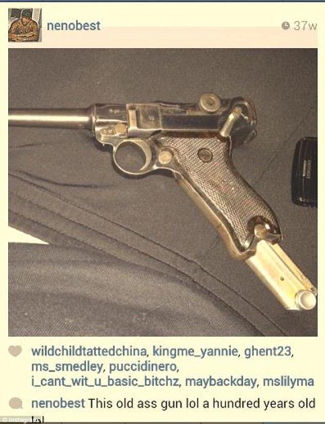 matthew best-gun