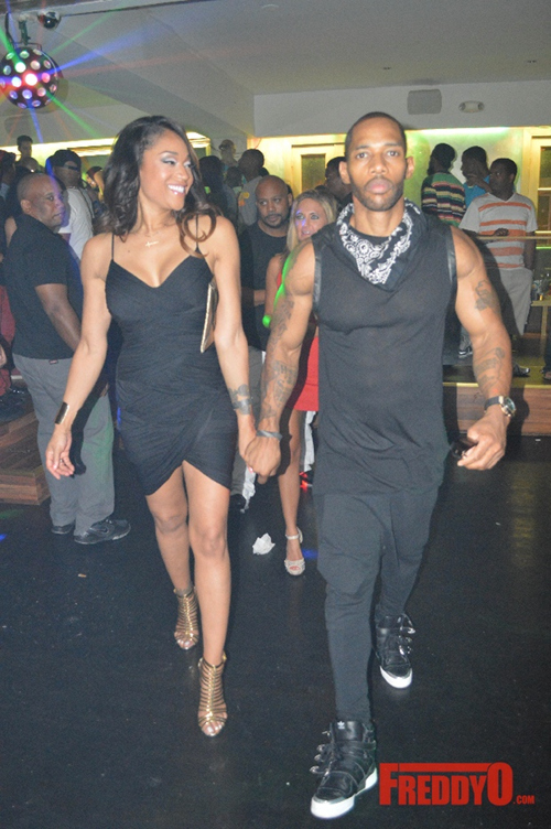 bambi dating nikko According to tmz, she and her love partner nikko smith did the tape and somehow it  has started dating yung  scrappy has gotten close with rapper bambi, .