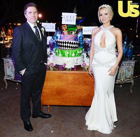 Holly Madison S Wedding Dresses Bridesmaids Dresses Amp The