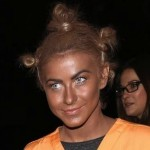 Julianne Hough Dons Blackface For 'Orange Is the New Black' Halloween Costume & Apologizes