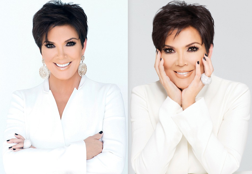 Kris Jenner Haircut From The Back Hair Color Ideas And Styles For 2018