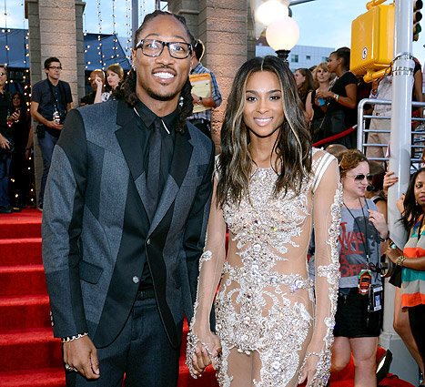 ciara is engaged to future surprised her with 15carat