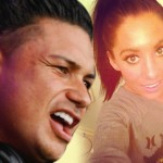 Pauly D Custody, Daughter's Mother Has Text Msgs, He Wanted an Abortion