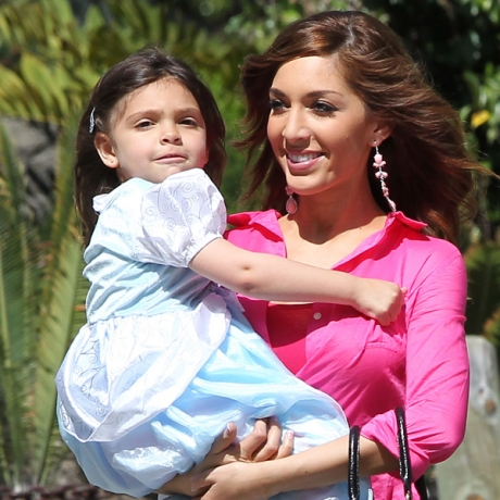 Farrah Abraham s Daughter Sophia Shows Off Her New Fur Baby Farrah Abraham Daughter