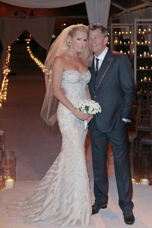 Happy Anniversary David & Yolanda Foster!