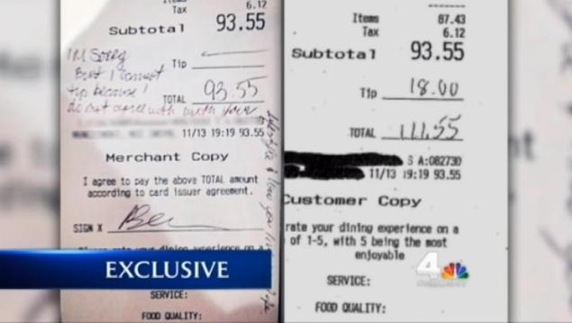 news local dayna morales receipt server lifestyle note marine