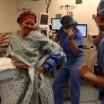 Mother-Of-Two, 44, Prepares For Double Mastectomy By Making Whole Surgical Team Join In For Pre-Op Dance