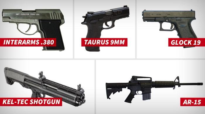 guns-george-zimmerman