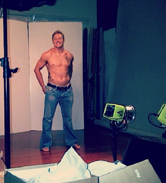 kroy biermann-shirtless
