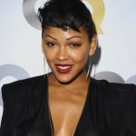 Meagan Good At The GQ Men of the Year Party
