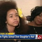Black Girl Won't Face Expulsion Over Natural Hair; Was Told To Cut Hair Or Leave Faith Christian Academy