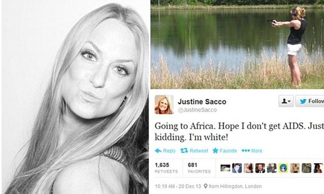 I Am Ashamed PR Exec Justine Sacco Who Sparked Outrage