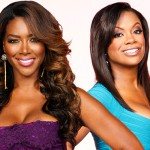 Kenya Moore Says Kandi Burruss Could Afford To Skip A Meal Or Four