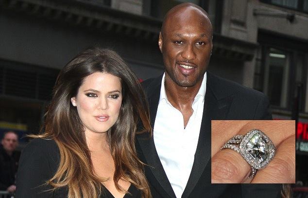 Khloe Kardashian Will Get 7M In Lamar Odom Divorce Including 1M Wedding Rings