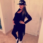 Evelyn Lozada Looks Lovely 7 Months Pregnant