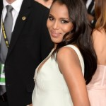 Kerry Washington Is Pregnant & Glowing At The Golden Globes