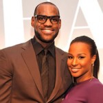 Newlywed LeBron James Was Seen Asking A Woman For Her Number At The White House