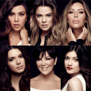Keeping up with the kardashians for 1st season of keeping up with the kardashians