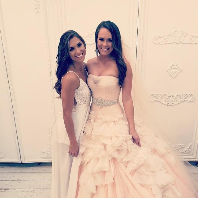 Kara keough wedding kara keough is married to kyle bosworth