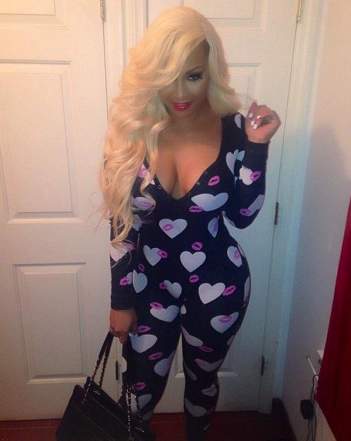 Kimbella-pyjama party