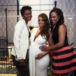 "Inside Evelyn Lozada's Baby Shower ""Diamonds & Diapers"""