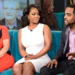 Kandi Burruss, Todd Tucker & Joyce Jones On The View