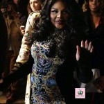 Lil' Kim Is Pregnant: Shows Off Baby Bump At New York Fashion Week