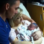 "Mackenzie Douthit McKee Gives Birth To A Baby Girl ""Jaxie Taylor McKee"""