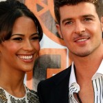 Robin Thicke Flies To Canada To Save Marriage
