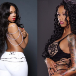 Adiz Bambi Benson & Side Chick Expert Shay Johnson Throw Jabs On Instagram