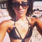 Bobbi Kristina Shocks Fans With Skinny Bikini Pictures