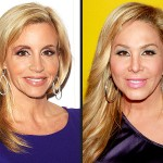 Real Housewives Of Beverly Hills Producers Want Camille Grammer & Adrienne Maloof Back