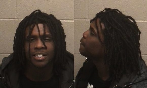 Chief Keef Arrested For DUI After Rehab
