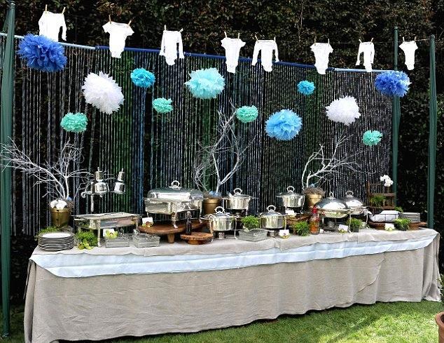 Ciara Baby Shower Decorations