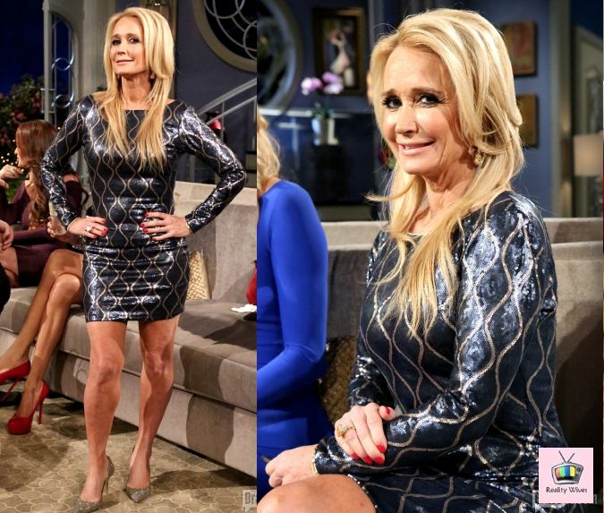 Real Housewives Of Beverly Hills Reunion Fashions
