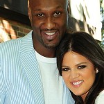 "Khloe Kardashian & Estranged Husband Lamar Odom Are ""Talking All The Time"""